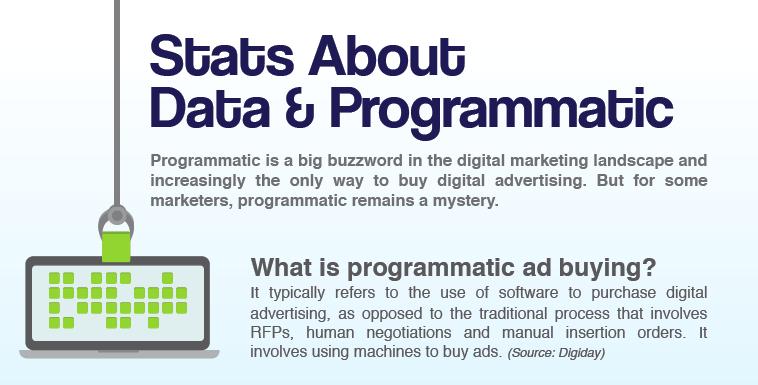 Stats About Data & Programmatic