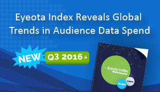 Eyeota Highlights Global Audience Trends in Q3 2016 Index