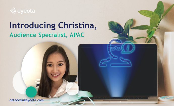 Introducing Christina, Audience Specialist, APAC