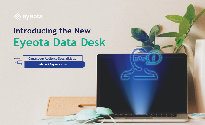 Introducing the New Eyeota Data Desk