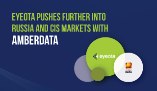 Eyeota Pushes Further into Russia and CIS Markets with AmberDATA