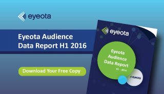 NEW: Eyeota Audience Data Report H1 2016 – Welcome Retail to the Data Party!
