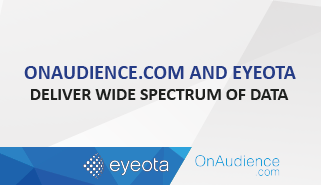 OnAudience.com and Eyeota Deliver Wide Spectrum of Data