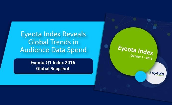 Eyeota Launches Eyeota Q1 2016 Index