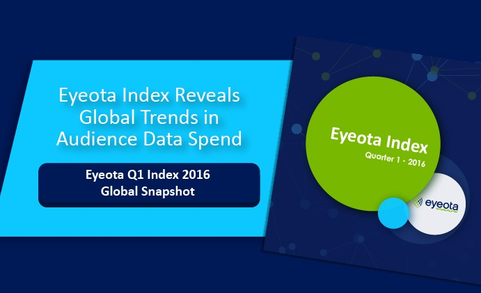 Eyeota Launches Eyeota Q1 2016 Index
