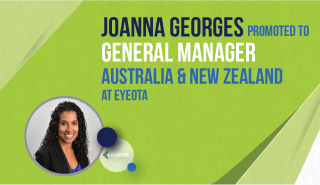 Joanna Georges Promoted to General Manager Australia & New Zealand at Eyeota