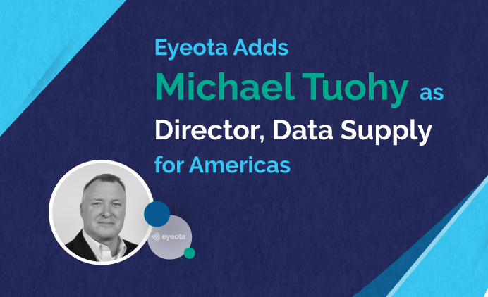 Eyeota Adds Michael Tuohy as Director, Data Supply, U.S.